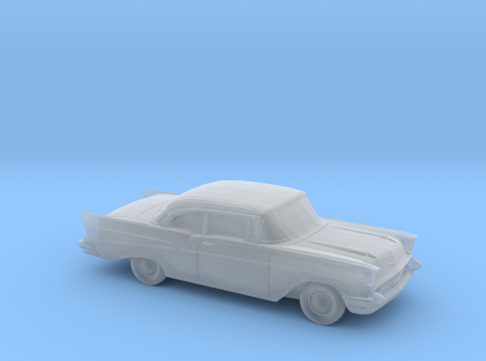 1/220 1957 Chevrolet BelAir Coupe 3d printed