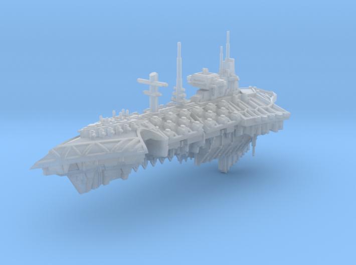 Carnage Cruiser 3d printed