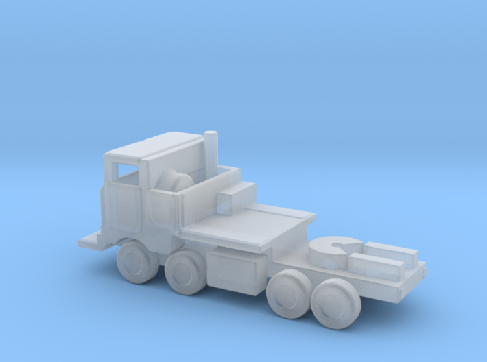 1/285 Scale M757 Tractor 3d printed