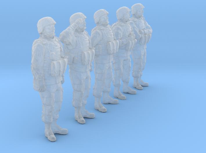 1/48 Mod Unif VEST+MICH Set503-1 3d printed