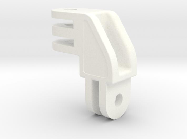 GoPro 90 degrees mount 3d printed