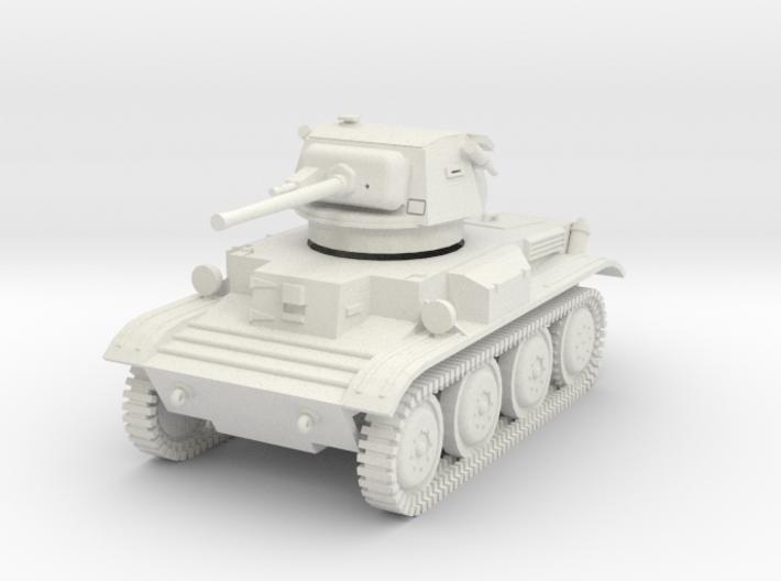 PV170F Tetrarch Light Tank (1/30) 3d printed