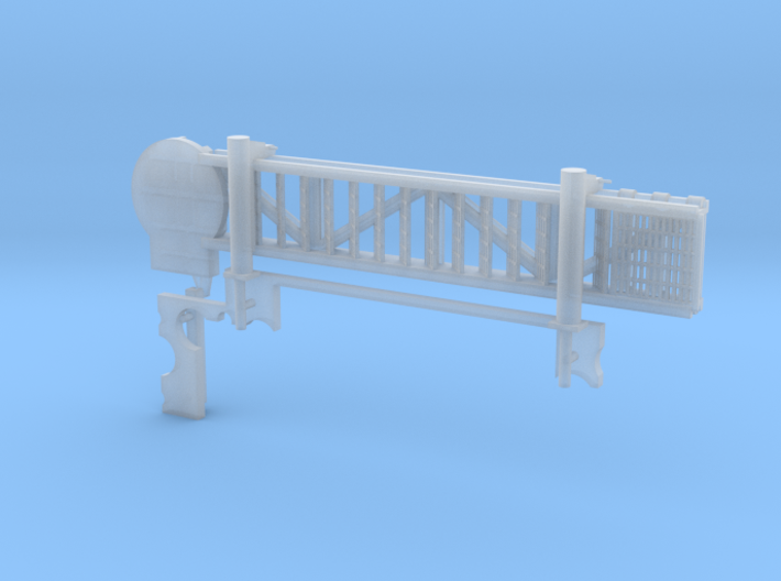 1:48 scale Walkway - Starbord - Short 3d printed