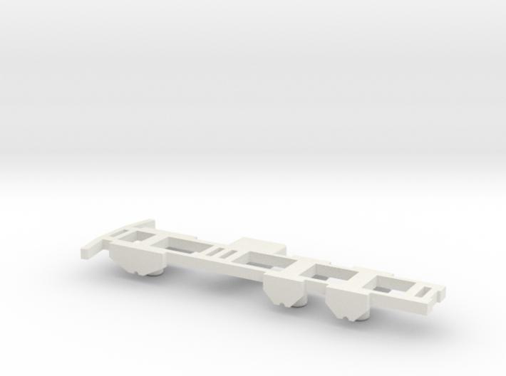 2 5 Ton Frame M35/GMC Series 3d printed