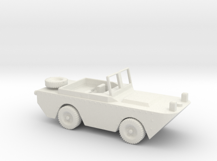 1/87 Scale Ford GPA 3d printed