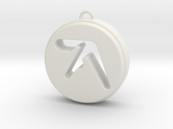 Aphex Twin 3d printed