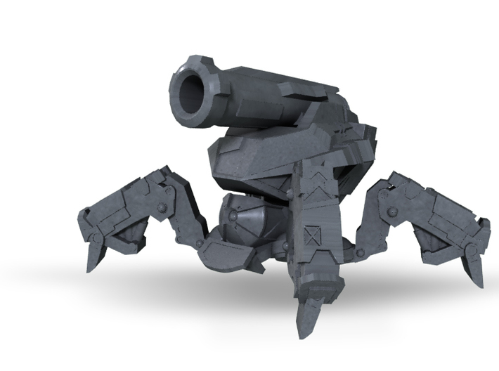 Mortar SAW Drone 3d printed