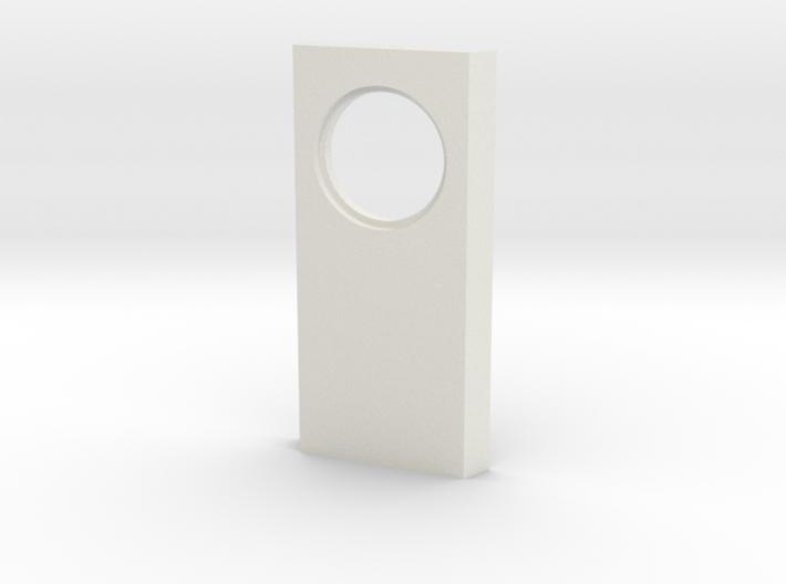 shkr025 - Teil 25 Seitenwand mit Fensterleibung ru 3d printed