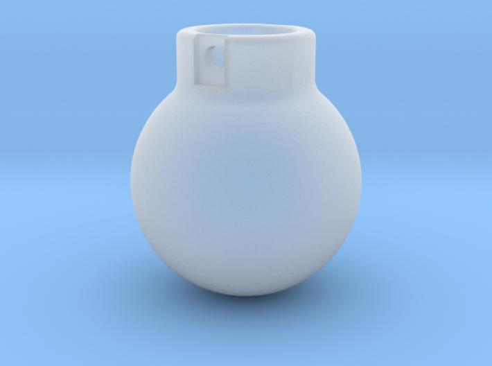 1-160 Wrecking Ball - Ball Shape 2500KG 3d printed