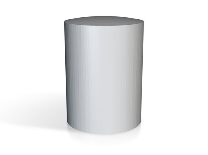 ATSF 12K Tender Lens 3d printed