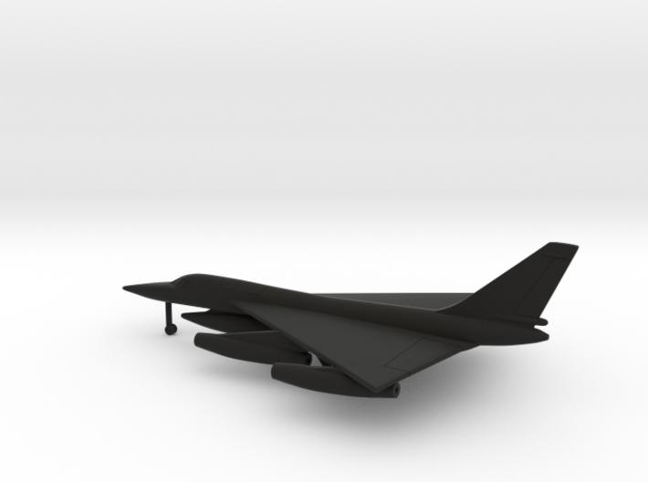 Convair B-58 Hustler 3d printed