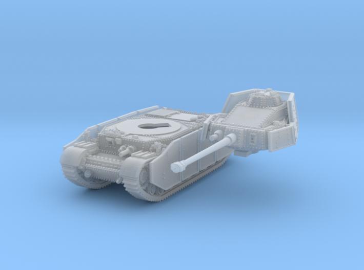 1/144 Turan III solid sideskirts 3d printed