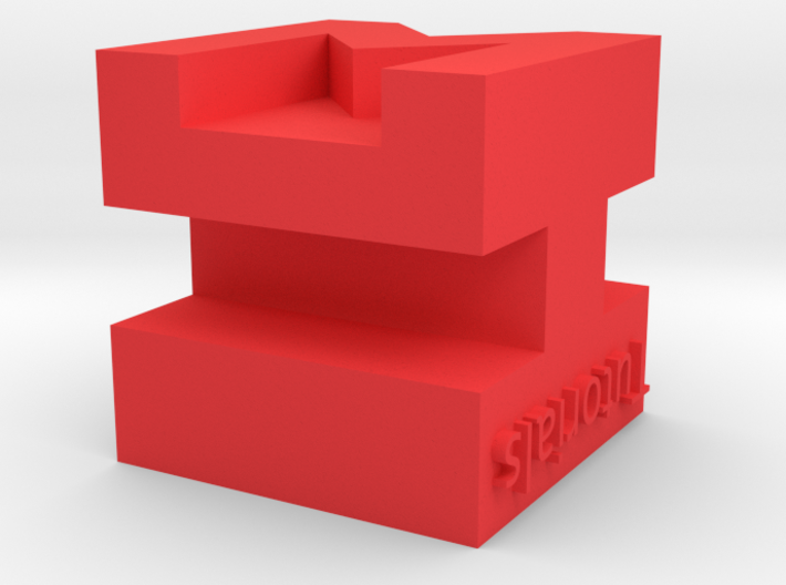 MH Tutorials 3D Logo 3d printed