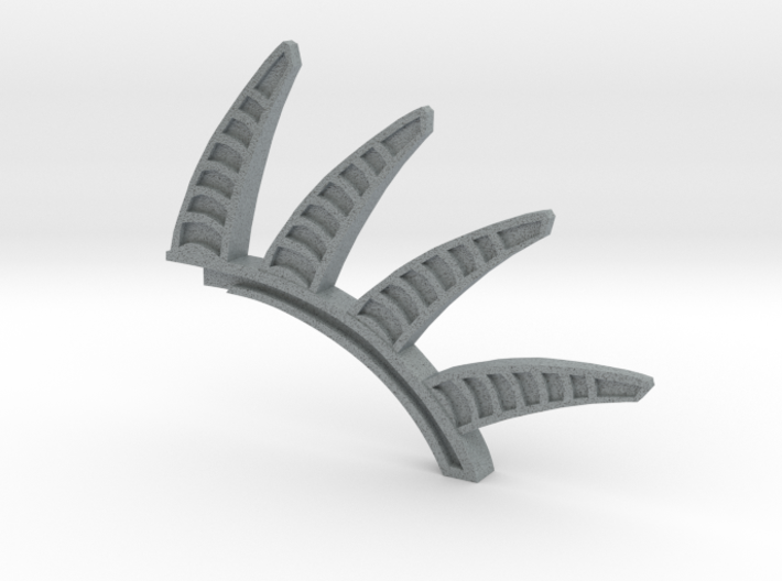 Density Control spine 3d printed