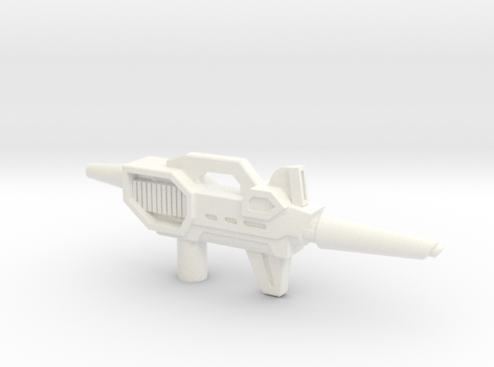 Musket Laser for TR Kup 3d printed