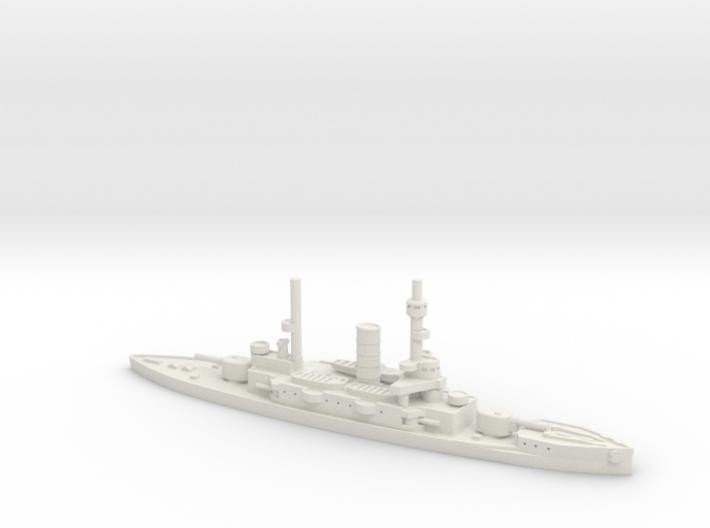 HDMS Peder Skram 1/700 3d printed