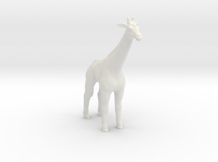 Printle Thing Giraffe - 1/20 3d printed