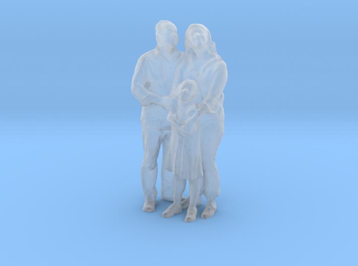 Printle C Couple 001 - 1/87 - wob 3d printed