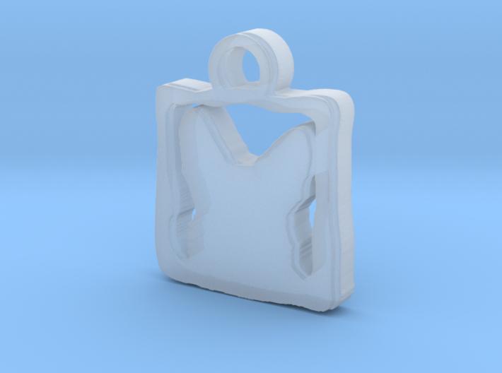 Trademark Ears (Version 2) 3d printed