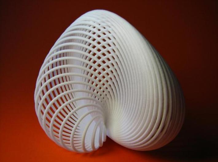 cardioid 50 3d printed Description