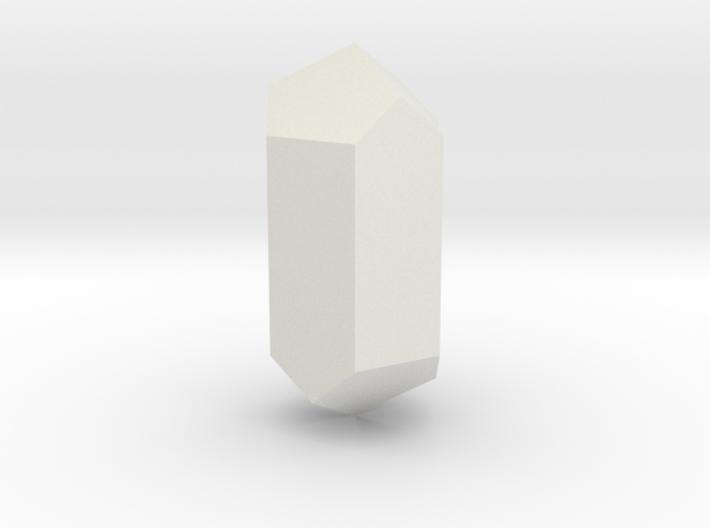 Calcite, 25 mm 3d printed