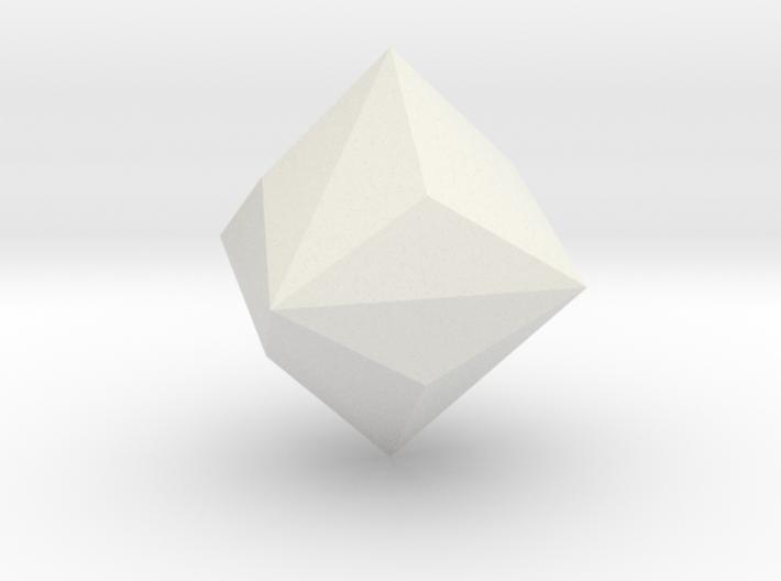 Diamond, 25 mm 3d printed