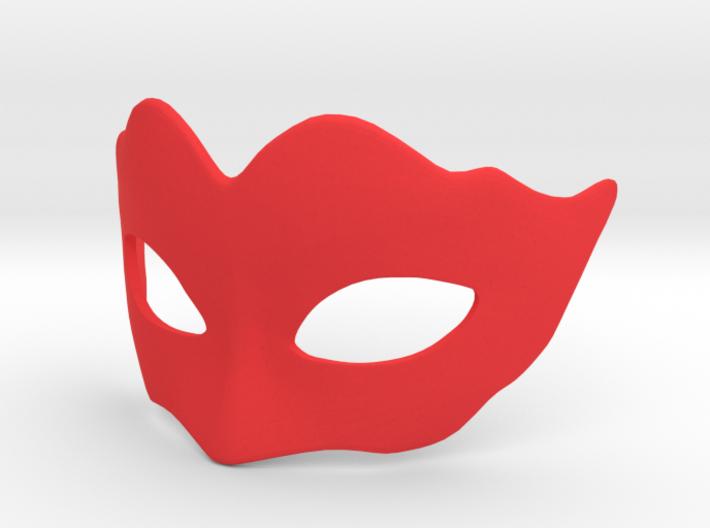 Miniature Mask 3d printed