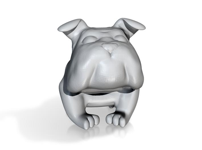 Spike, the bulldog 3d printed