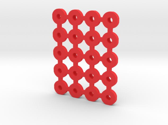 Butées Suspensions (type Slot.it) 3d printed