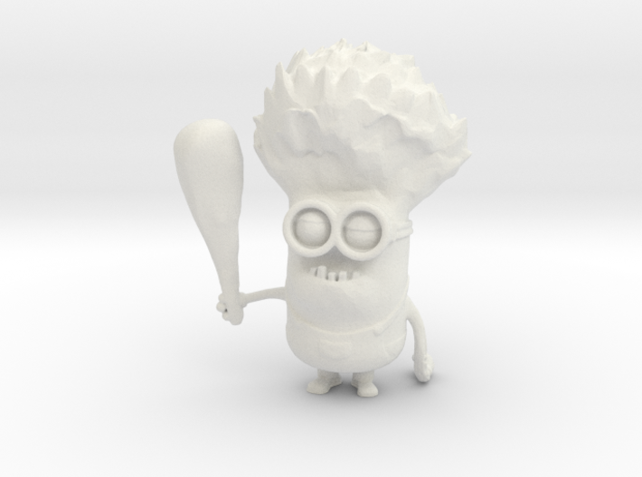 Evil Minion 3d printed