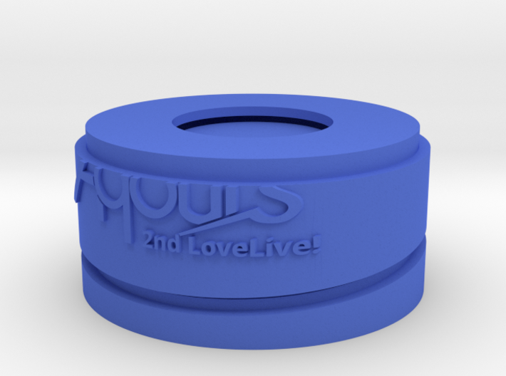 Ring Box - Happy Party Train Tour 3d printed