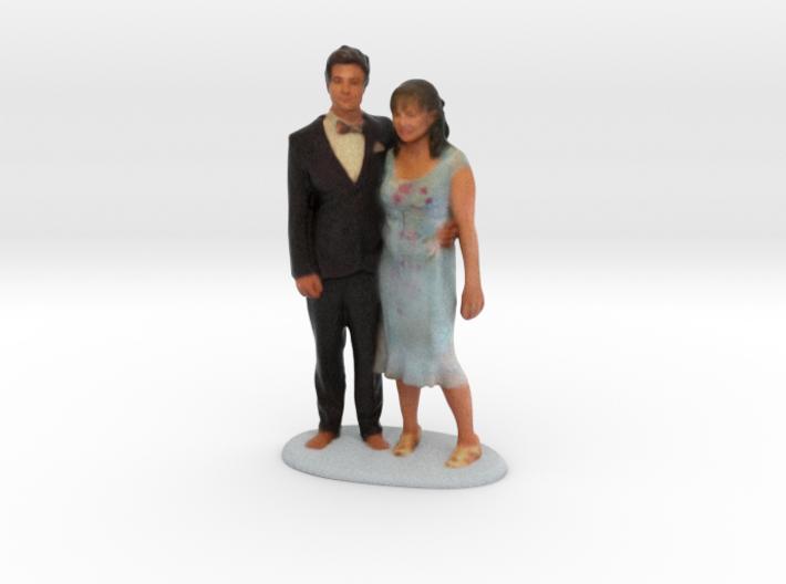 Grant & Kate 3d printed