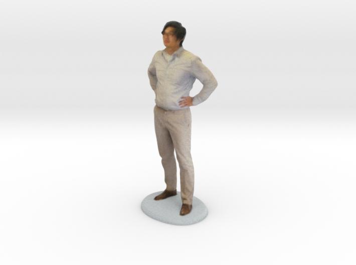 Lu Chou 3d printed