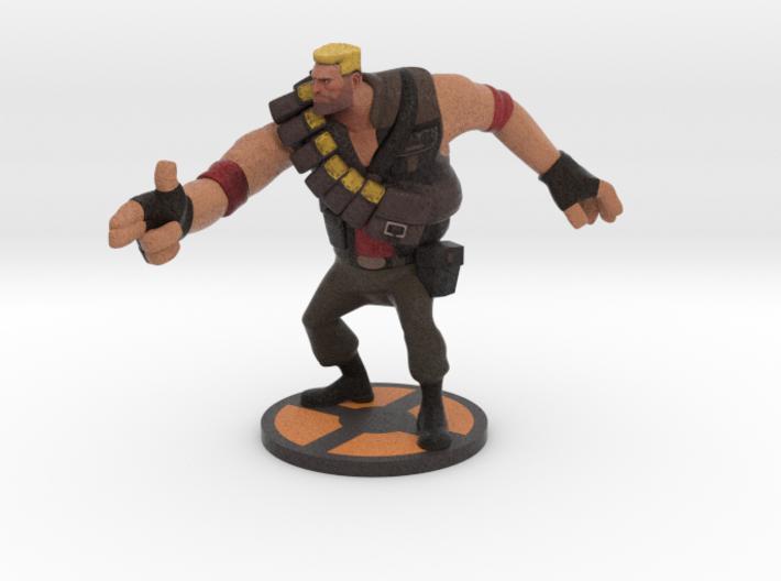 Heavy (Custom request) 3d printed