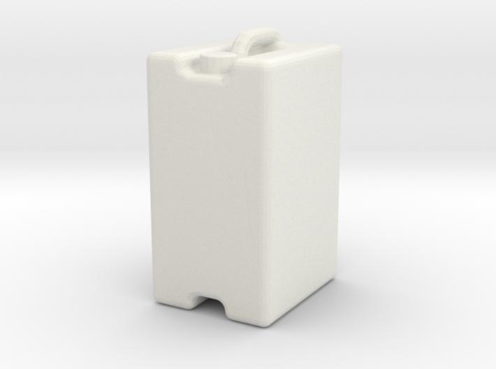 Jerrycan 25L 1/32 3d printed