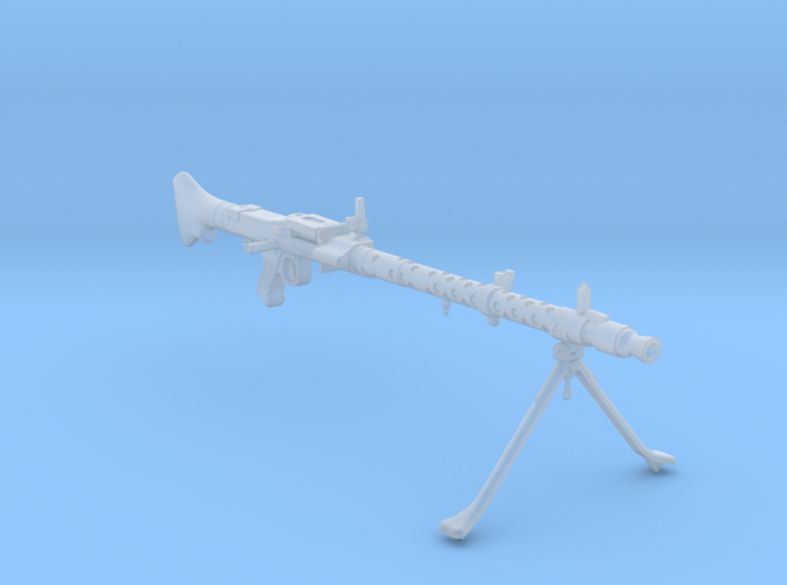 MaschinenGewehr 34 (1:18 Scale)-PASSED- 3d printed