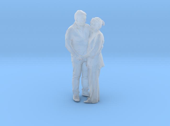 Printle C Couple 023 - 1/35 - wob 3d printed