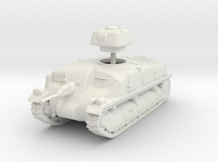 1/72 SAu-40 Mle 37 SPG 3d printed
