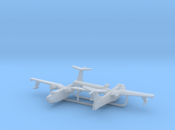1/700 P5M-2/SP-5B x2 (FUD) 3d printed