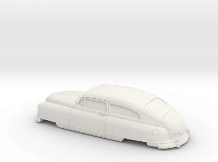 1/32 1949-50 Nash Ambassador Coupe 3d printed