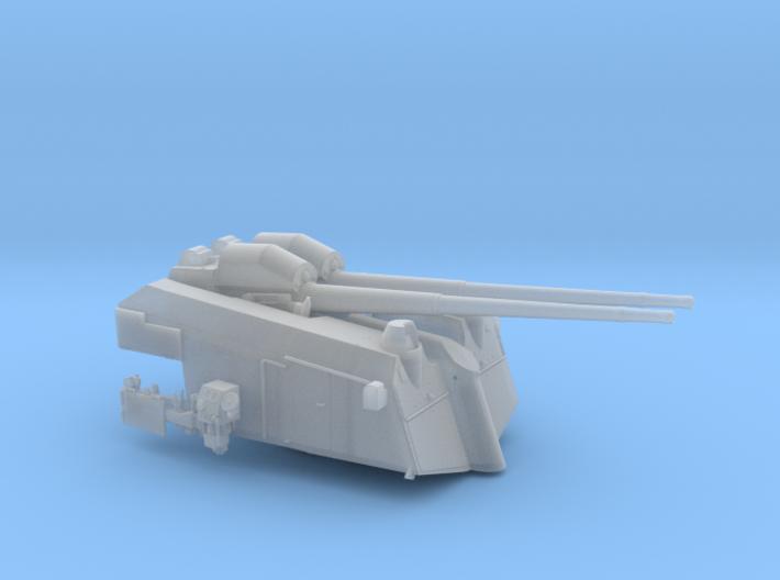 1/48 DKM Flak 10.5 cm SK C/31 3d printed