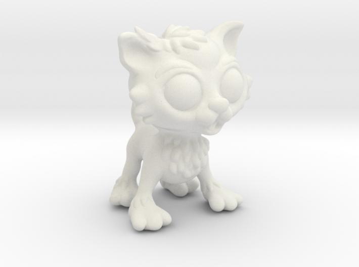 Cute_Cat 3d printed
