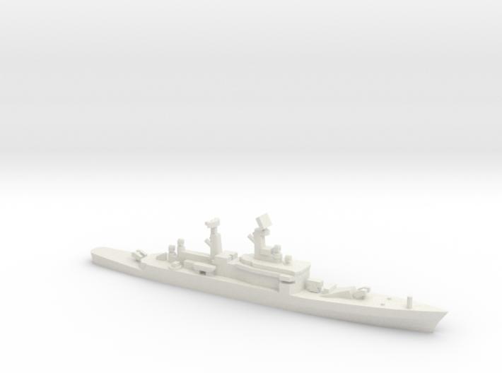 Leahy-class cruiser (1961), 1/2400 3d printed
