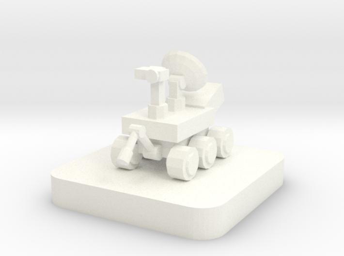 Mini Space Program, Rover Probe 3d printed