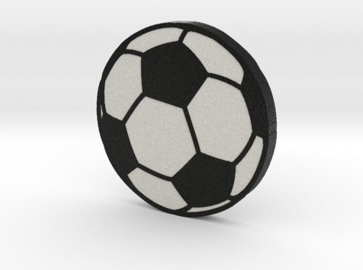Soccer Ball 3d printed