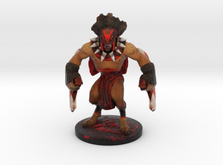Bloodseeker 3d printed