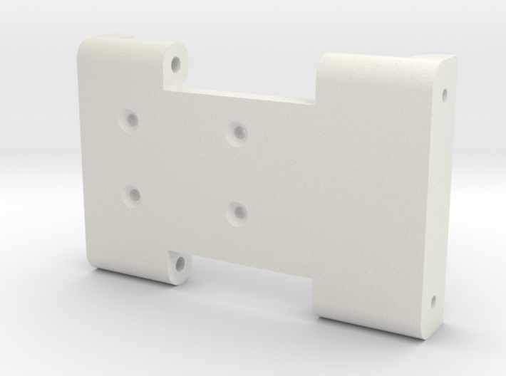 K-Class Crawler Skid Plate v1 3d printed