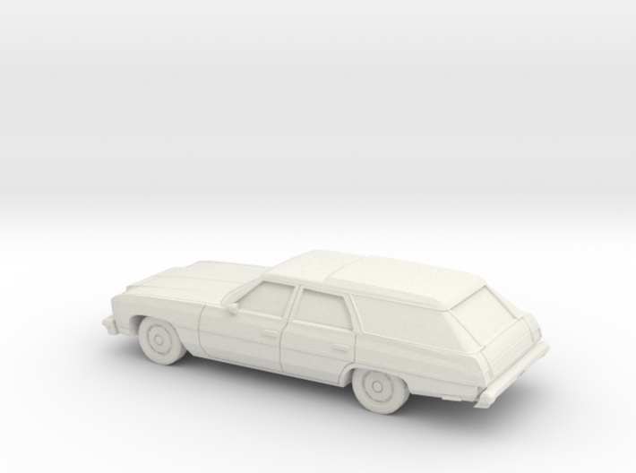 1/87 1976 Chevrolet Caprice- Impala Station Wagon 3d printed