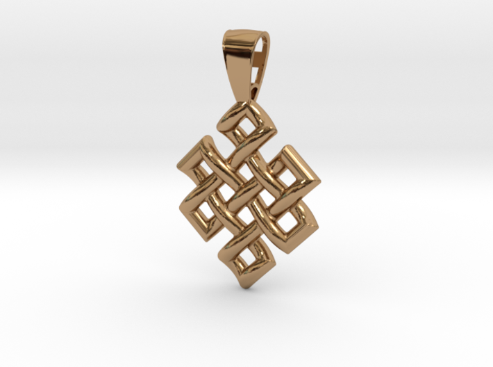 Endless Knot 3d printed