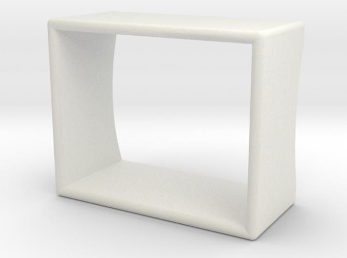 Speaker with jet engine design (part 3/3) 3d printed